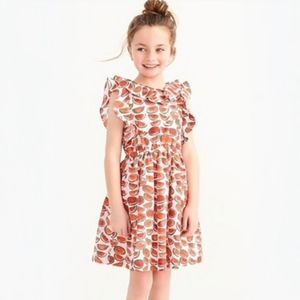 NWT Crewcuts Watermelon dress